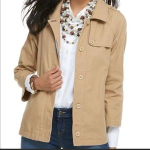 Vineyard Vines Cotton Canvas Swing Trench